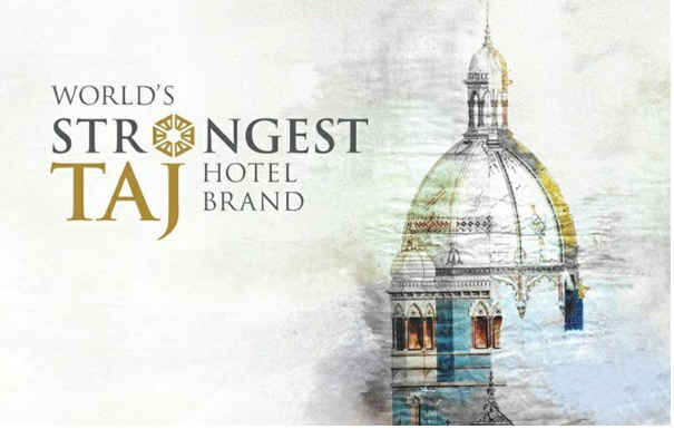 Taj recognized by the world's leading brand valuation consultancy – Brand Finance