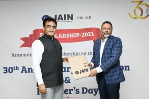 JAIN-Online-Scholarship