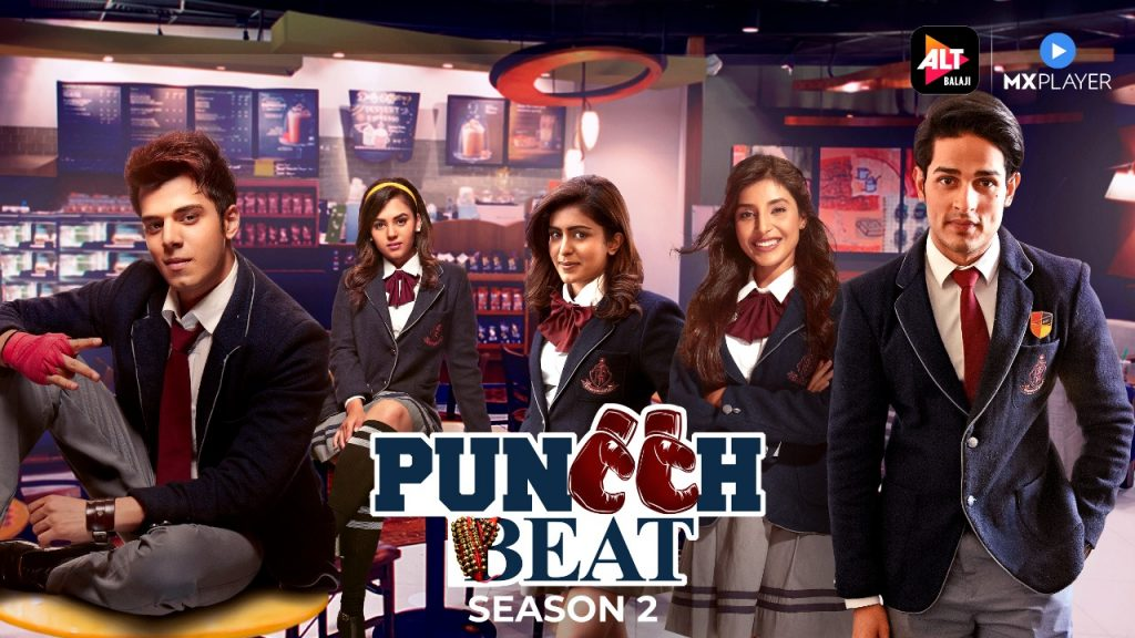 Puncch Beat 2 Ensemble Poster