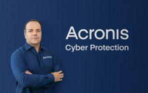 Acronis new CEO