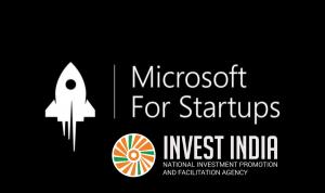 Microsoft & Invest India