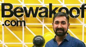Prabhkiran Singh, Founder and CEO, Bewakoof,