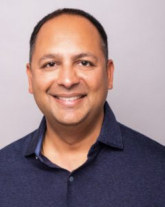 Dashlane's new Chief Marketing Officer, Dhiraj Kumar