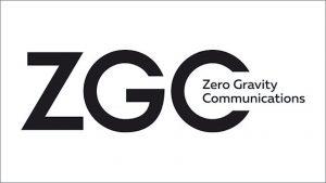 Zero Gravity Communications - LOGO